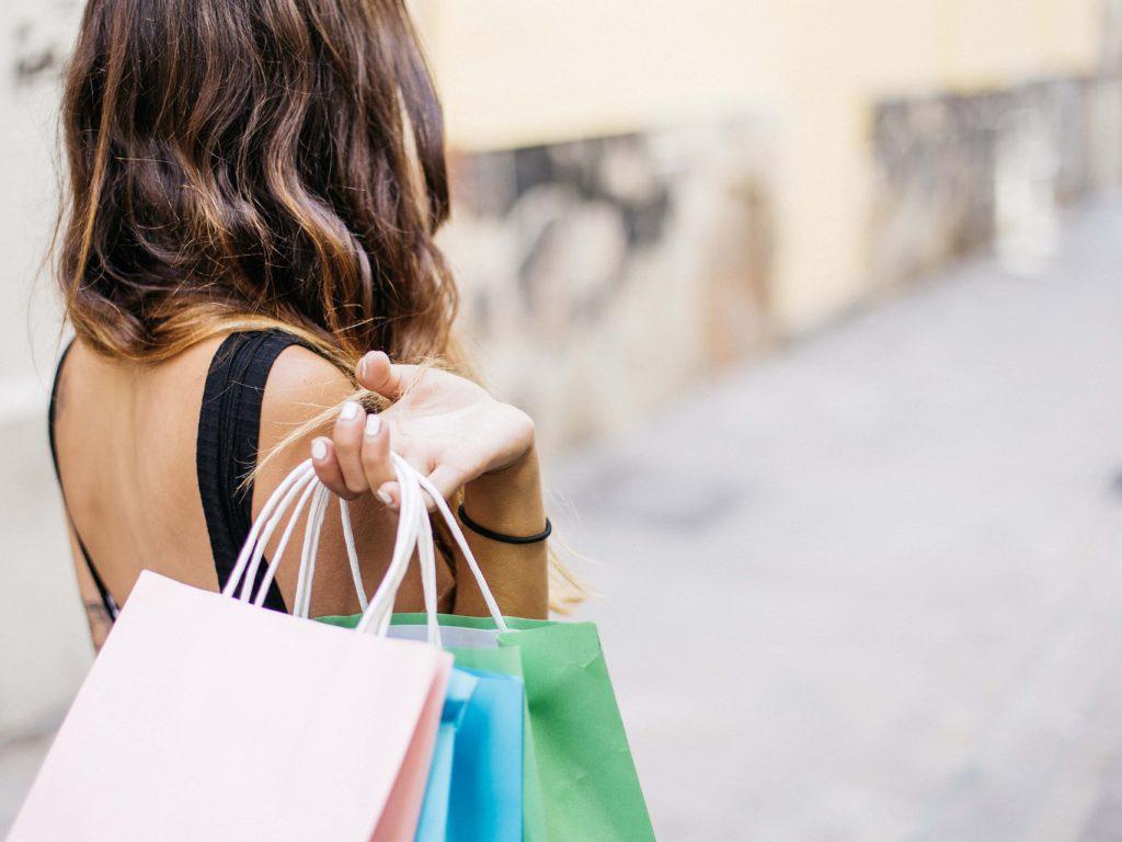 Hjälp av shopping eller hjälp av terapi?